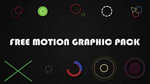 Motion Graphics Pack Giveaway | 100 Subscribers ...