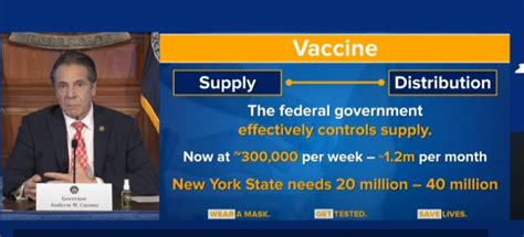 Here's how New York State plans to get COVID-19 vaccine ...