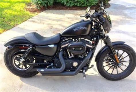 Harley Davidson Sportster Fairing by Right View Shades Fairing Harley Iron 883 Bikes