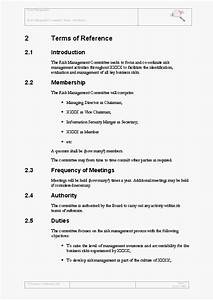 Pretty terms of reference template gallery resume ideas for Pmo terms of reference template