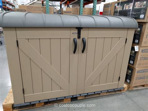 Horizontal Shed by Multy Home Deck Tile