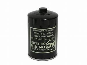 Holden Oil Filter Ac Type  Black  Eh
