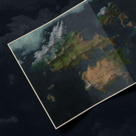 map  runeterra