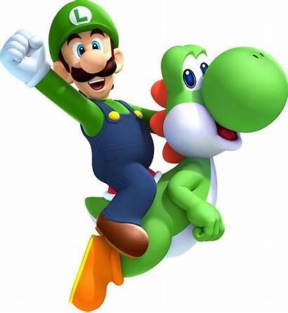 Luigi Wii Mario Bros Pummeldex Nintendo