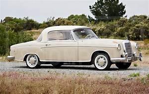 Mercedes 220 Coupe : 1957 mercedes benz 220 s coupe gooding company ~ Gottalentnigeria.com Avis de Voitures