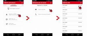 Numero Appel Sfr : comment se prot ger des spams avec l 39 application sfr anti spam ~ Medecine-chirurgie-esthetiques.com Avis de Voitures
