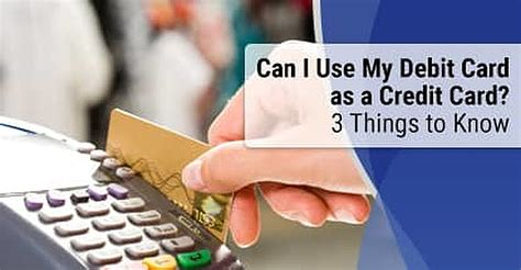 """The pnc points visa credit card earns a lot of points, but they aren't very valuable. """"Can I Use My Debit Card as a Credit Card?"""" 3 Things to Know - CardRates.com"""