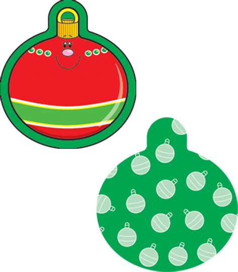 christmas ornament cut out ornaments mini cut outs grade pk 8 carson dellosa publishing