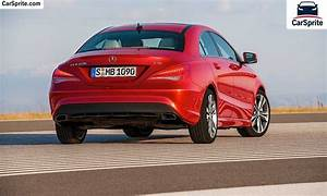 Mercedes Benz CLA 180 2018 prices and specifications in Egypt Car Sprite