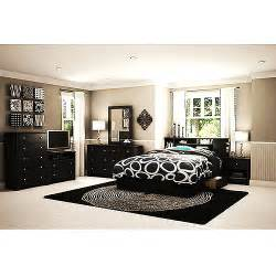south shore vito queen bedroom black walmart com