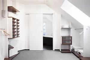 Begehbarer Kleiderschrank Dachschräge : begehbaren kleiderschrank unter einer dachschr ge bauen 4 g nstige ideen mit pfiff 1000 ~ Eleganceandgraceweddings.com Haus und Dekorationen
