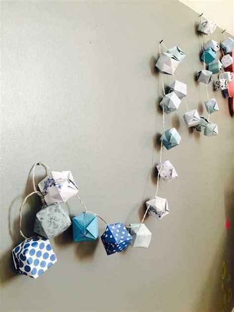 toile chambre bébé best guirlande origami chambre bebe ideas seiunkel us