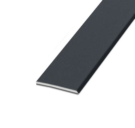 anthracite grey grained mm architrave tradeline upvc
