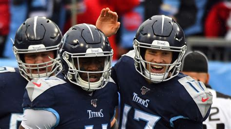 week  nfl playoff picture standings titans  control
