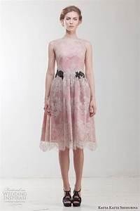 short pink wedding dresses images With short pink wedding dresses