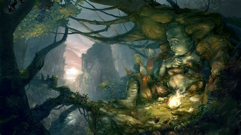 Anime Fantasy And Adventure The Whispered World Fantasy Adventure 3 Wallpaper
