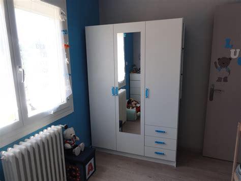 chambre peinture bleu maison du monde chambre bebe fille