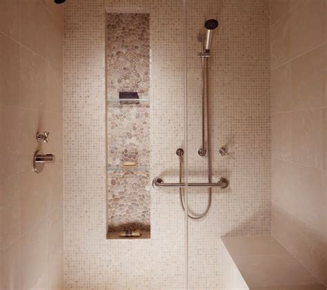 kohler archer toilet how to shower niches work for you in the bathroom