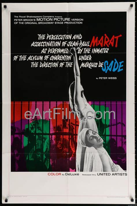 Marat/Sade-Glenda Jackson-Patrick Magee-Ian Richardson ...