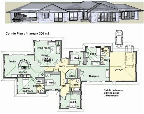 bedroom house plans south africa   bedroom house