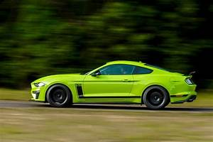 Ford Mustang R-Spec feature drive – bring the noise