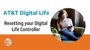 Resetting your Digital Life Controller | AT&T Digital Life ...
