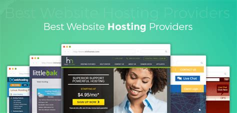 Best Website Hosting The 10 Best Website Hosting Providers