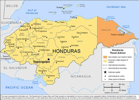 honduras travel health insurance country review