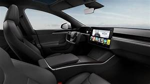 Tesla Model S Refreshed With New Interior, Up To 520-Miles Range, 10 TFLOP Gaming Rig | HotHardware