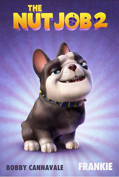 Nut Job Poster Movie Character Trailer Nutty
