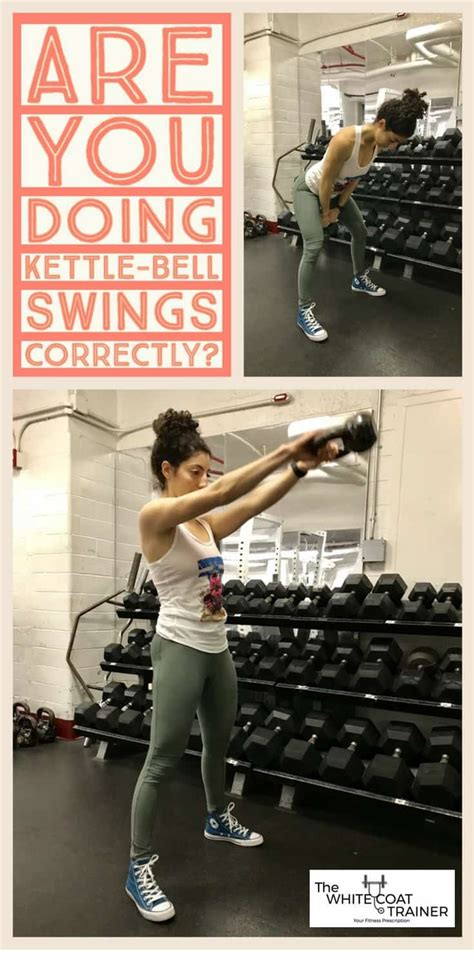 kettlebell swings swing glute kettle exercises bell correctly workout workouts safely simple routine introduction lower read