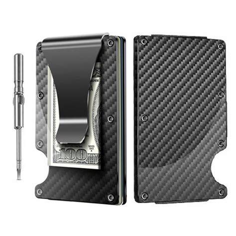 We did not find results for: ShopAve - Carbon Fiber Wallet   RFID Blocking Front Pocket Wallet   Carbon Fiber Money Clip ...