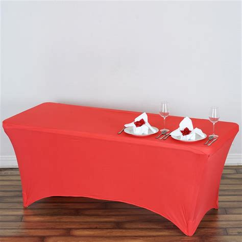 spandex table covers cheap 1 dozen 6 ft rectangle spandex stretch table covers fitted