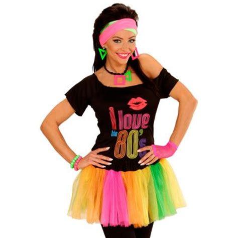80er mode ebay neon tutu damenrock petticoat mini rock 80er jahre mode