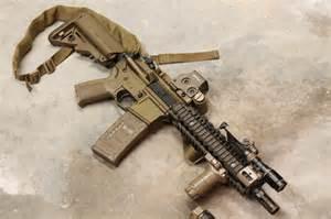 Cerakote Burnt Bronze AR-15