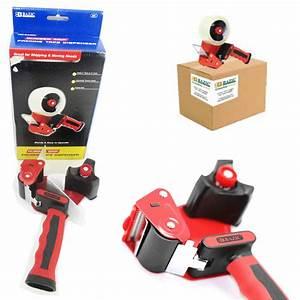 1 Tape Gun Dispenser Packaging Cutter Heavy Duty Dispenser