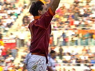 Gol Sbagliati A Porta Vuota by Almanacco Giallorosso Roma Cagliari Cionato 1999 2000