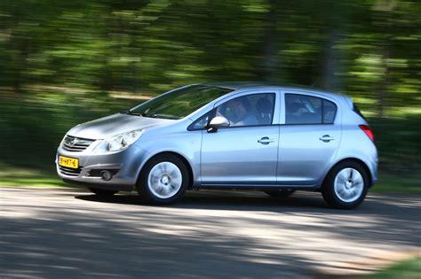 Opel Corsa 1 2 by Opel Corsa 1 2 16v Edition 2009 Autotest Autoweek Nl