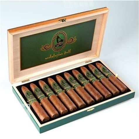 bull andalusian flor dominicana cigar lfd cigars box