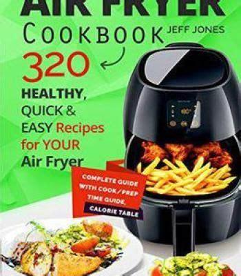 eric theiss air fryer recipe book amtrecipeco