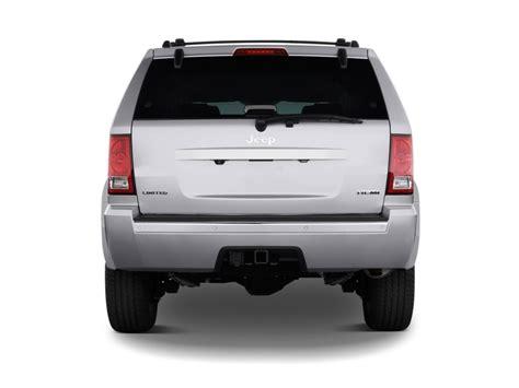 image  jeep grand cherokee rwd  door limited rear