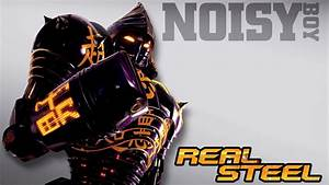 Noisy Boy in Real Steel Wallpapers | HD Wallpapers | ID #11037