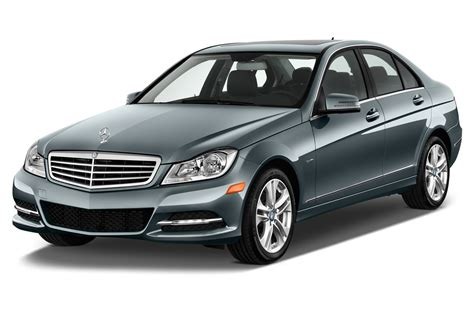 2012 Mercedesbenz Cclass Reviews And Rating  Motor Trend