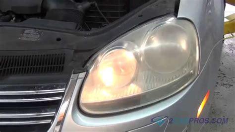 headlight bulb replacement volkswagen jetta 2005 2010