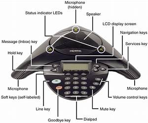 It Services  Voip  Ip Audio Conference Phone 2033