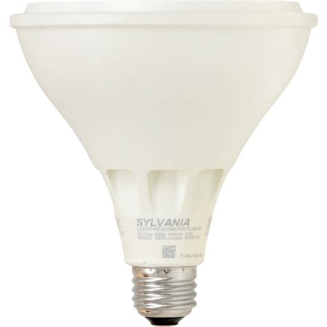indoor flood light bulbs shop sylvania ultra 17 watt 120 w equivalent par38
