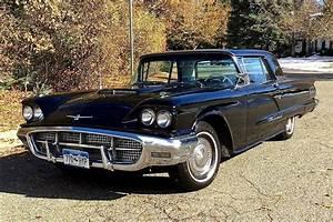 Unrestored Gem  1960 Ford Thunderbird 352 Special