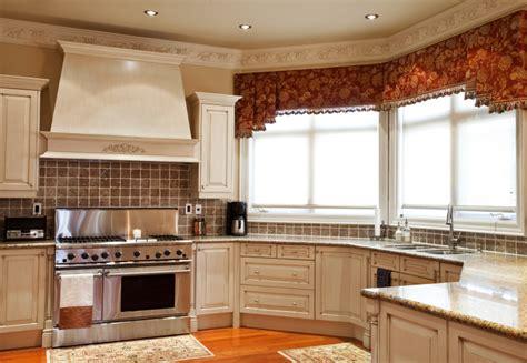 Küche Mit Eckfenster by Eckfenster 187 Gardinen Und Vorh 228 Nge