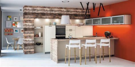 ilot cuisine moderne cuisine contemporaine design bois cagnes sur mer 06