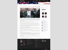The Rowdy Band » Clients, Web Design Websites